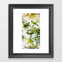 Birds (alternative) Framed Art Print