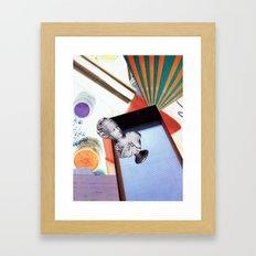 Relaxation Time-series Framed Art Print