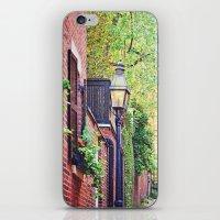 Historic Acorn Street, B… iPhone & iPod Skin