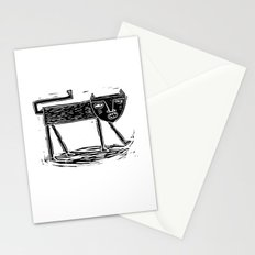 P A N T H E R 1 Stationery Cards