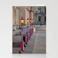 Lightposts Stationery Cards