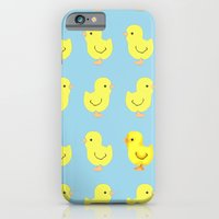 Yellow Chick iPhone 6 Slim Case