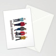 The Usual Suspect casual fashion style Stationery Cards