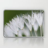 dewey feathers Laptop & iPad Skin