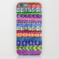 Peru Stripe II iPhone 6 Slim Case