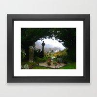 Enduring Framed Art Print