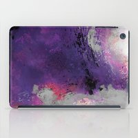 Purple Rain iPad Case