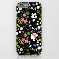 iPhone & iPod Case featuring Late Summer Bouquet Patt… by Elisandra