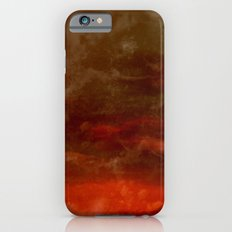 Abstract Clouds Slim Case iPhone 6s