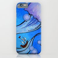 iPhone & iPod Case featuring Voyage by CSNSArt