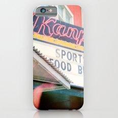 Tropical Kanpai Sports Bar iPhone 6s Slim Case