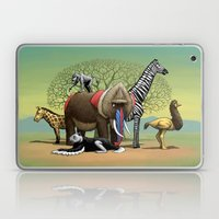 Skin-Swap Safari Laptop & iPad Skin