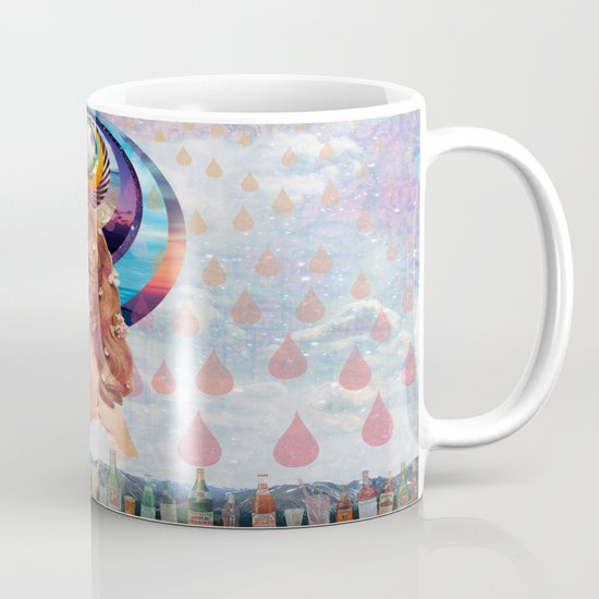 Teardrops Mug