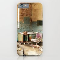 iPhone & iPod Case featuring The Desk by Gallo Girl Photography