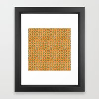 xoxo 2 Framed Art Print