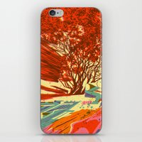 A Bird Never Seen Before… iPhone & iPod Skin