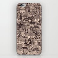Prague II iPhone & iPod Skin