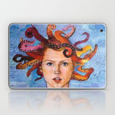 Alter-Ego Self Portrait #3 Laptop & iPad Skin