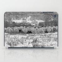 Sheep On The Brecon Beac… iPad Case