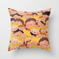 Kiddy Throw Pillow