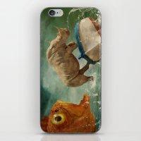 Poor William iPhone & iPod Skin