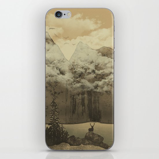 The Mountain Lake iPhone & iPod Skin