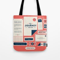 The Destination Tote Bag