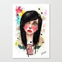 Kasey Canvas Print
