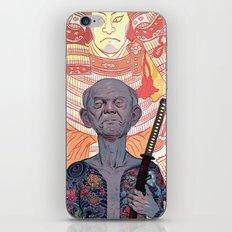 Oyabun iPhone & iPod Skin