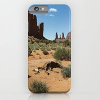 Monument Valley Horse Carcass iPhone 6 Slim Case