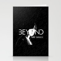 Beyond : Two Souls  Stationery Cards