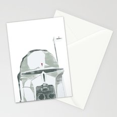 Ralph McQuarrie concept Boba Fett Stationery Cards