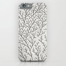 Berry Branches – Silve… iPhone 6 Slim Case
