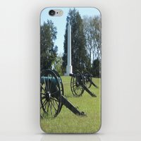 Ready and Waiting iPhone & iPod Skin