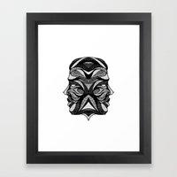 Signs Of The Zodiac - Ge… Framed Art Print