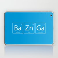 Bazinga Laptop & iPad Skin