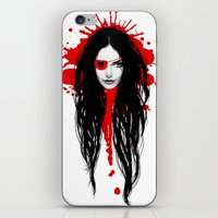Pirata Blood iPhone & iPod Skin