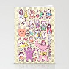Mukashi-Banashi / Japanese Folk Tales Stationery Cards