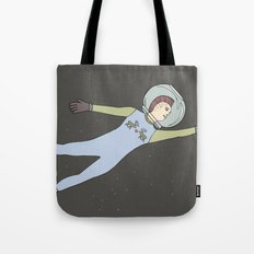 Star from the sky Tote Bag