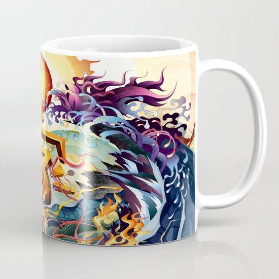 Japan Earthquake 11-03-2011 Mug