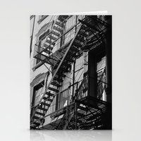 New York City Streets 2 Stationery Cards