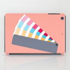 #28 Pantone Swatches iPad Case