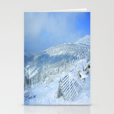 Winter Day 20 Stationery Cards