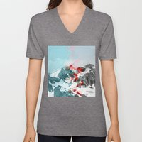 another abstract dream 2 Unisex V-Neck