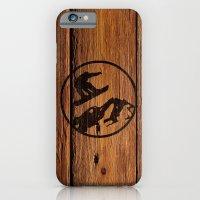 snowboarding 1 iPhone 6 Slim Case