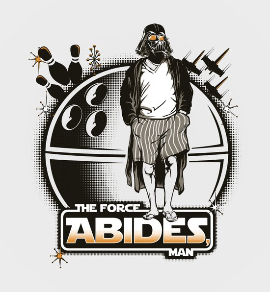The Force Abides Canvas Print