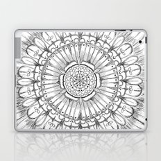 Flower Mandala Laptop & iPad Skin