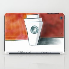 Not before my latte iPad Case