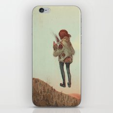 Overcoming Obstacles iPhone & iPod Skin