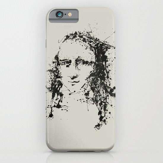 Modern Lisa iPhone & iPod Case